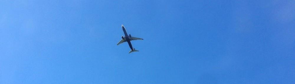 Flugzeug-Blog